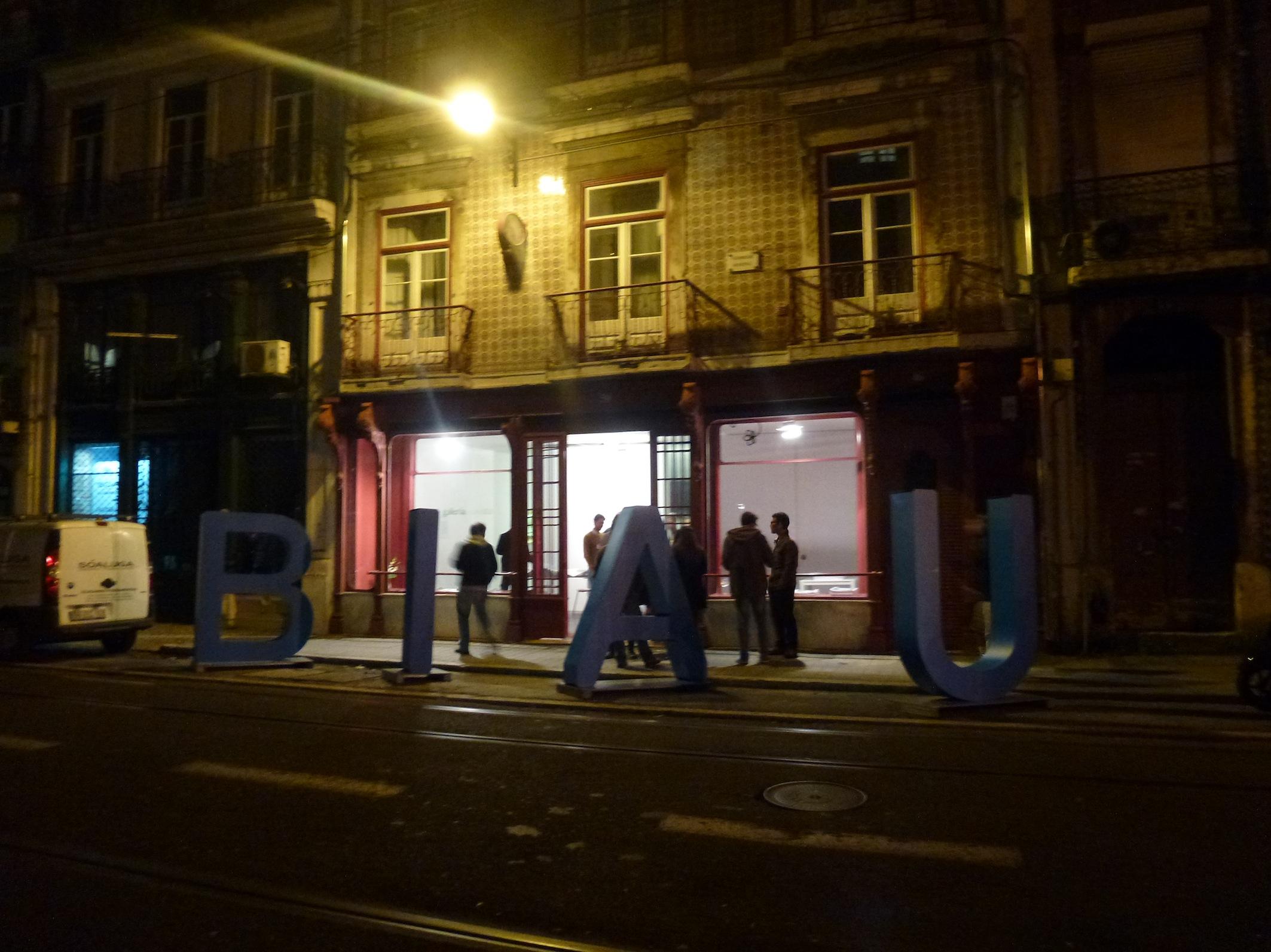 VIII BIAU en Lisboa. Conferencia de Guedes de Campos y Bak Gordon