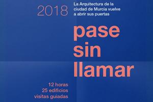 Semana de la Arquitectura 2018 (Murcia) COAMU
