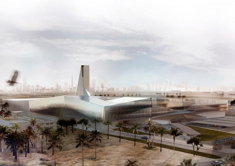 AGi architects, en colaboración con Bonyan Design, gana el concurso para la construcción de la Dirección General del Sistema de Información en Kuwait