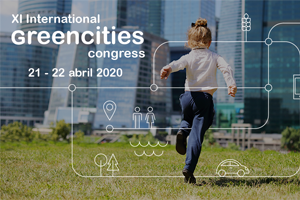 International Greencities Congress 2020 - Convocatoria de comunicaciones científicas