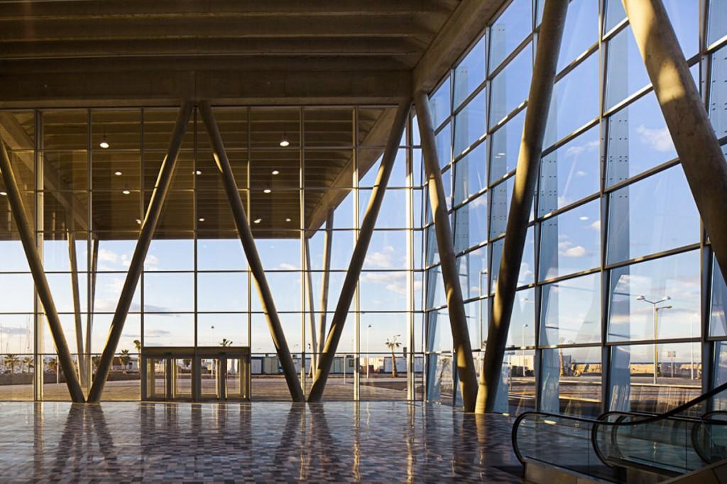 Estación Marítima del Puerto de Denia
