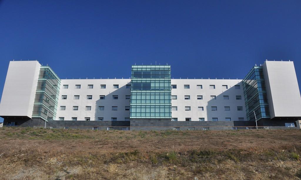 Centro Residencial Virgen del Faro  (Pro maiorem) – ACCÉSIT SOLUCIÓN EN VIDRIO