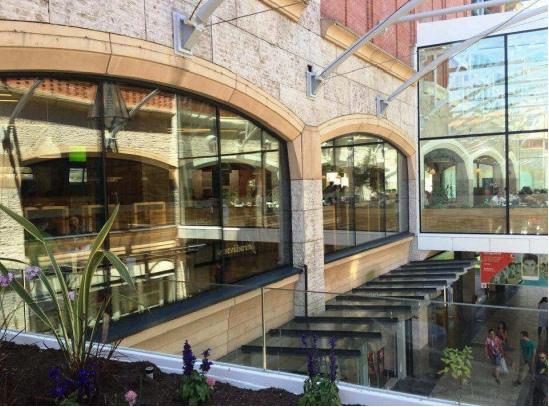 Fórum Aveiro – Remodelação da Área de Alimentação