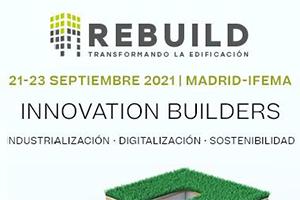 Descuento del CSCAE para disfrutar de REBUILD 2021 (21-23 septiembre   Madrid - IFEMA)