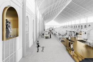 El estudio de arquitectura navarro GVG gana el concurso de proyectos del Ministerio de Transportes para la rehabilitación de la antigua estación de Madrid-Delicias, sede del Museo del Ferrocarril