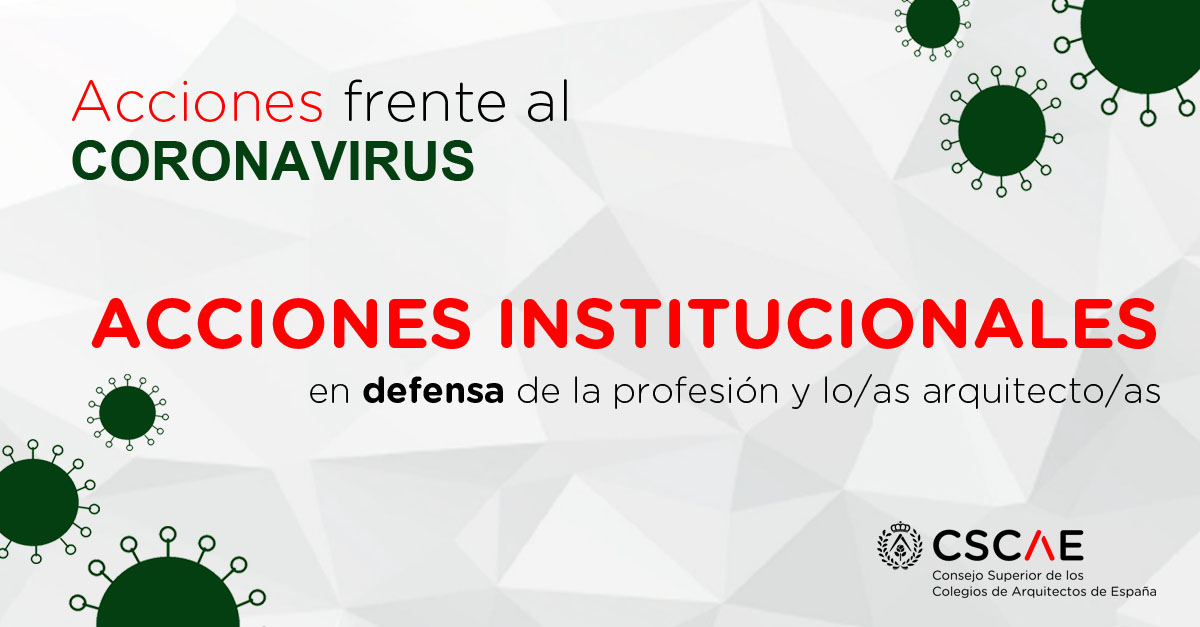 ACCIONES COVID defensa institucional RRSS