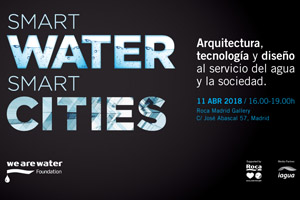 Smartwater, Smartcities -  Madrid